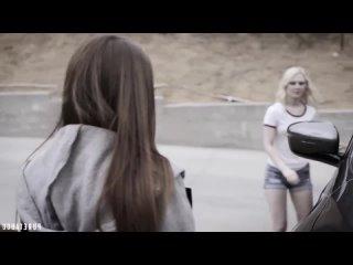 [HD 1080] Lily Rader, Carolina Sweets - Girls Night (2017) - порно/секс/домашнее