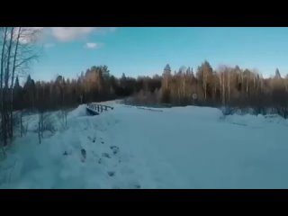 Зимний дрифт