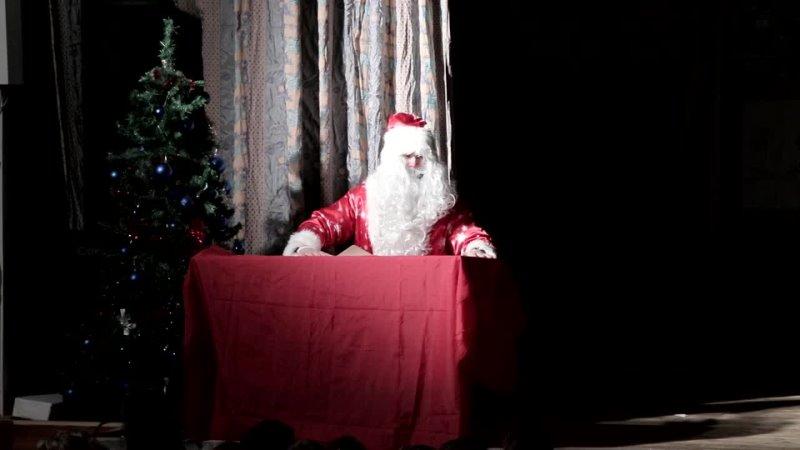 Новогодняя сказка Приключения Кота в сапогах
