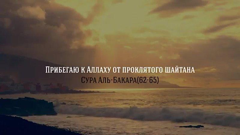 Рукья Иса Барахоев с переводом Лечение колдовства и сглаза mp4