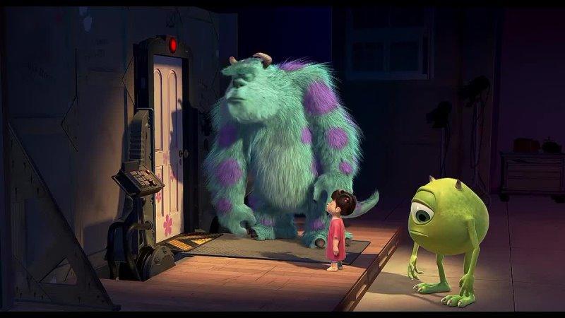 Корпорация монстров Прощай Киса Monsters Inc