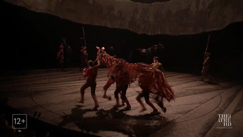 TheatreHD Боевой конь спектакль трейлер