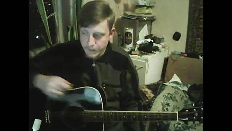 Nick Rudnev Гражданская оборона Лоботомия разбор на гитаре guitar cover