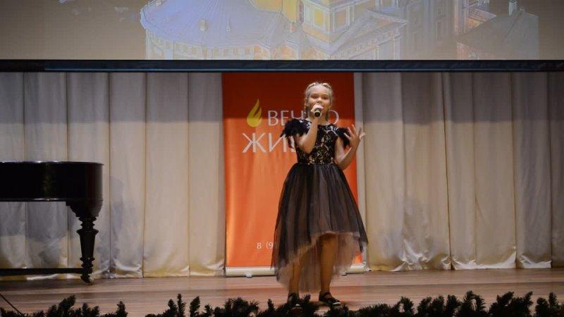 Выступление в концертной программе Бессмертный Ленинград