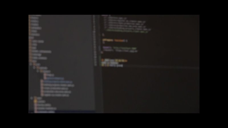 Видео ко Дню компьютерщика 3