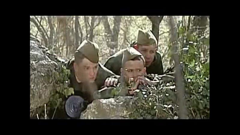 Под ливнем пуль 2 серия Дети генерала