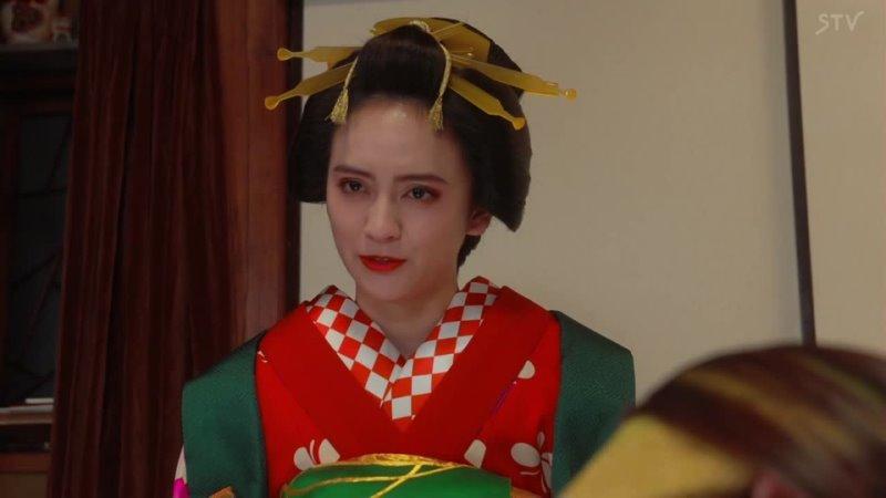 Exclusive Raws Edo Moiselle Reiwa de Koi Itashinsu 01 STV 1080p LIVE