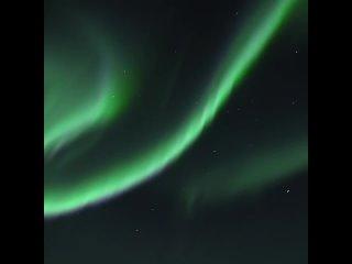 Аврора на Сенье, Норвегия