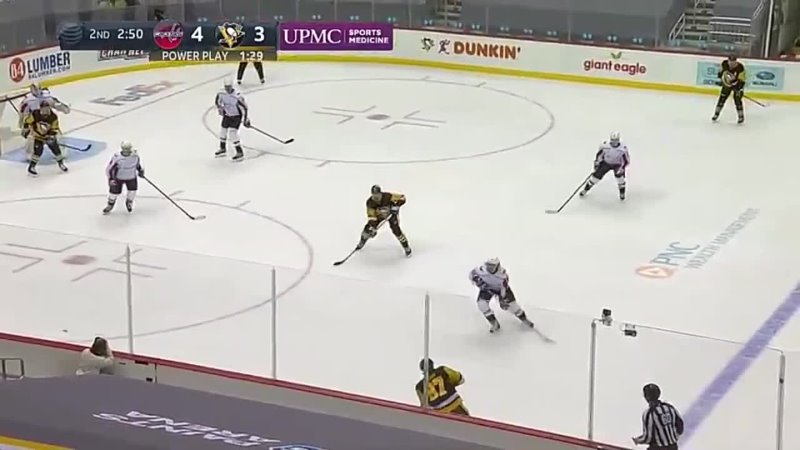 GENO Evgeni Malkin on the power play Pittsburgh ties it up LetsGoPens