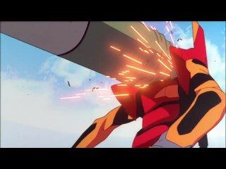 The best Asukas battle scene