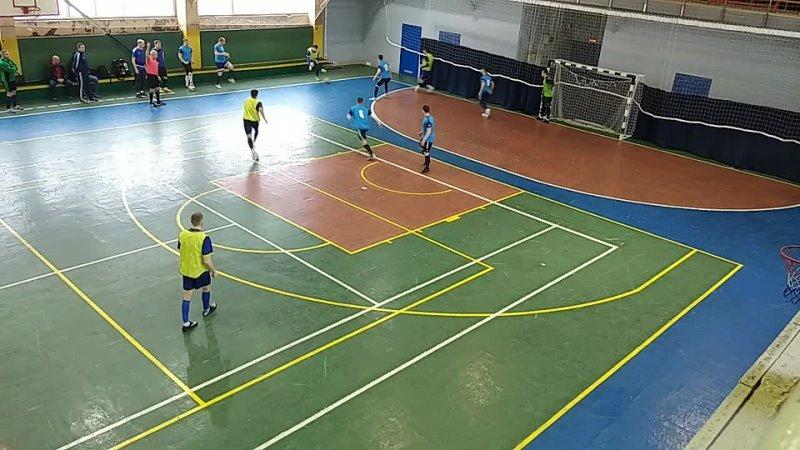 Чемпионат ООФФ 5 й тур УМВД Александровский сад