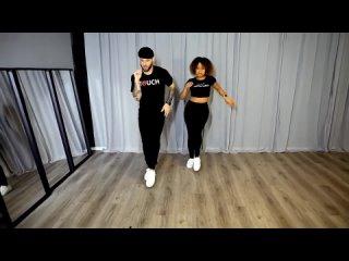 Ataca X La Alemana X Bianca Bachata Dance. Хорхе Атака и Таня Алемана