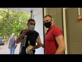 Отрывок из видео Артёма Волкова