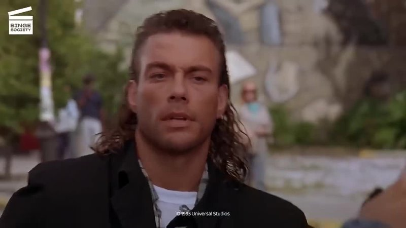 Hard Target Get your stick and your boyfriend HD CLIP