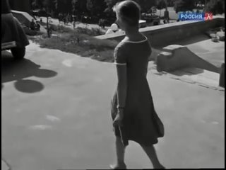 """Excerpt from """"Farewell, Doves"""" Soviet drama film directed by Yakov Segel, 1960"""