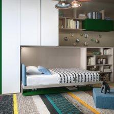 шкаф кровать диван горизонтальная