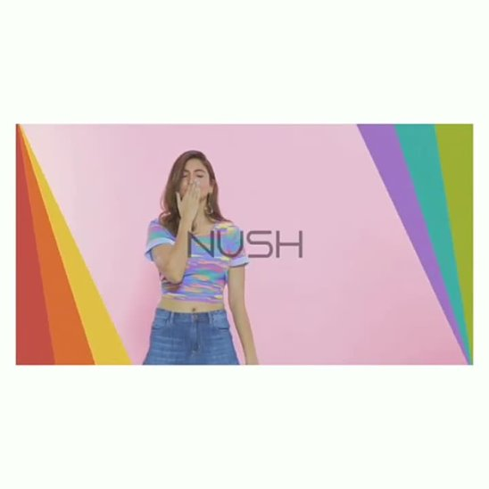 All you need is love 💕🌈 Celebrate it with the limited edition #NushForLove collection OUT NOW. (Link in Bio.) | Avail Flat 30% Off on this collection using the code #NushForLove, valid only till tomorrow midnight. | Charity partner @naz_foundation | @NushBrand