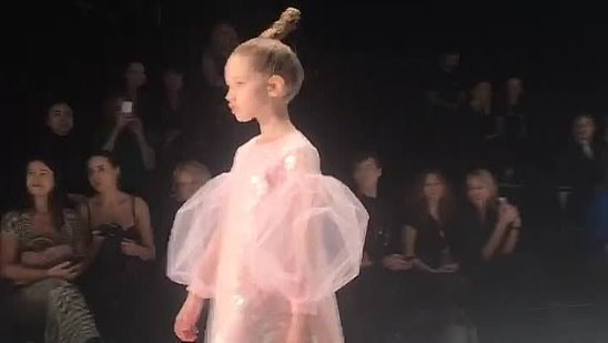 Показ Stilnyaska на Неделе Моды Mercedes Benz Fashion Week (2017)
