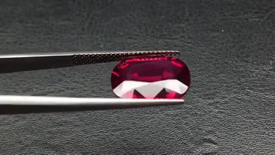 9.054carats only heated ,Mozambique Ruby pigean blood