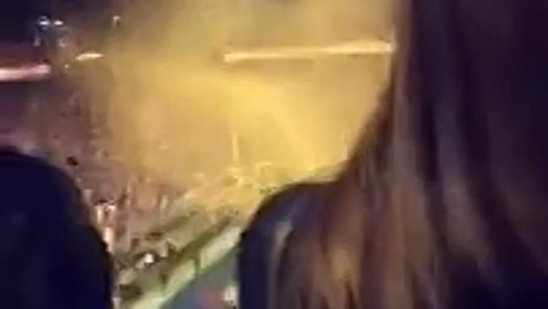 Nina Dobrev's Instagram Video (4)