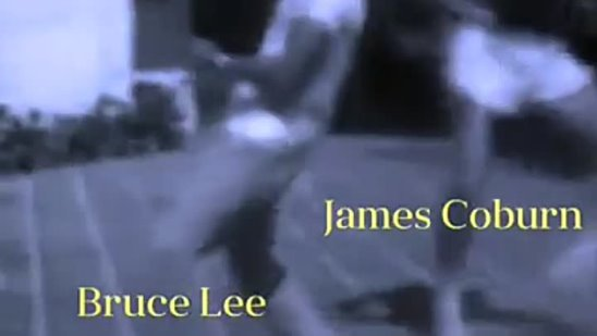 "I found another great interview with James Coburn who was a student and friend of Bruce Lee's. Of particular note from James: ""As Bruce always said 'the only thing you have to overcome is yourself. The enemy is the self. Not anybody outside.' You find"