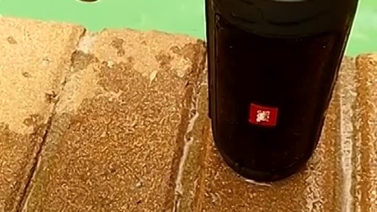 JBL Charge 2 bass and water test