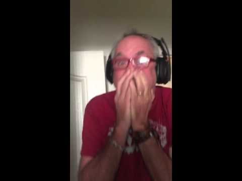 MY DAD FREAKS OUT OVER WORLD OF TANKS