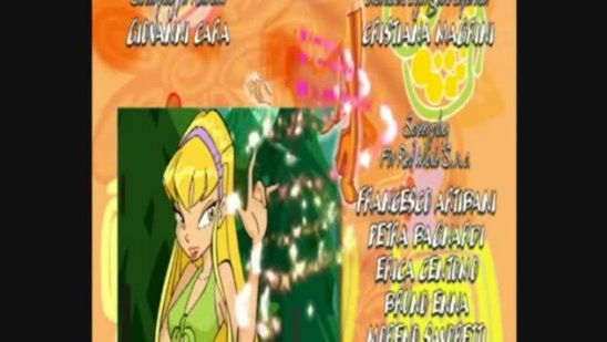 WinX Club ending 1 [Japanese] - 一緒に飛んで (Flying Together)