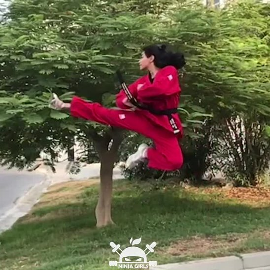 When Beautiful Girls Practice Martialarts 2019
