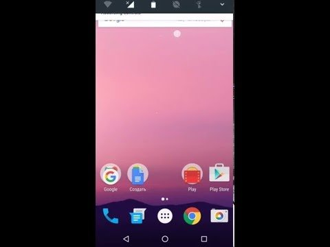 Android N developer preview - Nexus 6 first look =D