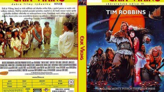 Кино 90-х: Эрик Викинг. 1989.(фэнтези+приключения+комедия)