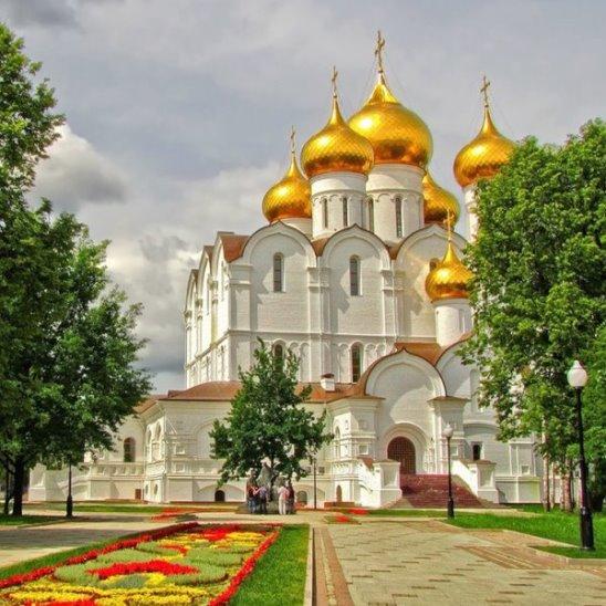 День рождения маршрута Золотого кольца России