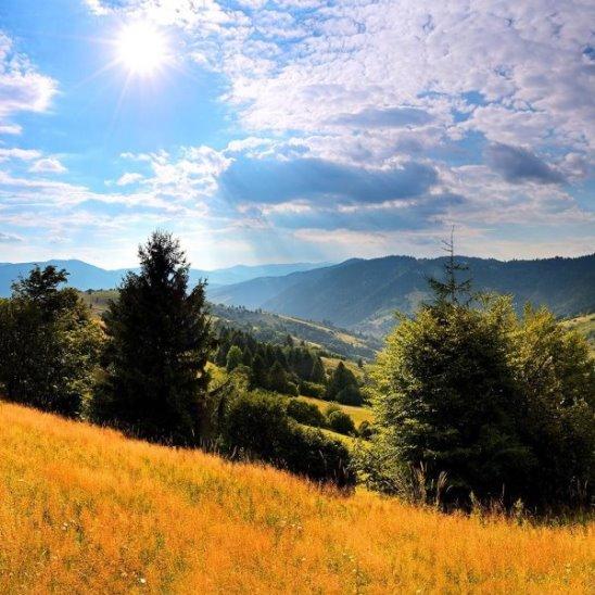 7 красивейших мест Украины