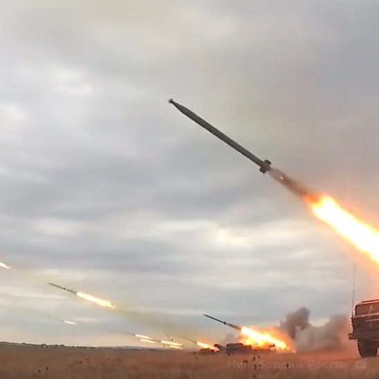 "РС30 «Ураган» на учениях ""Восток-2018"""