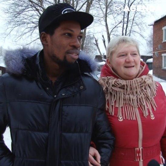 Принц из Нигерии женился на россиянке