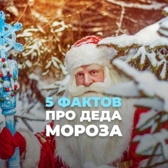 5 фактов про Деда Мороза