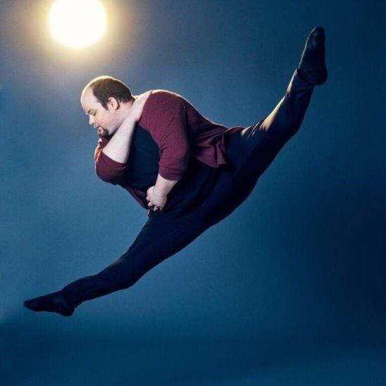 Пышнотелый танцор-гений