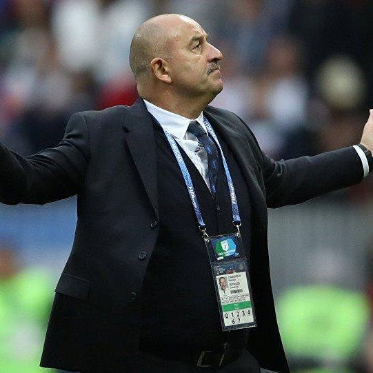 Главный тренер страны