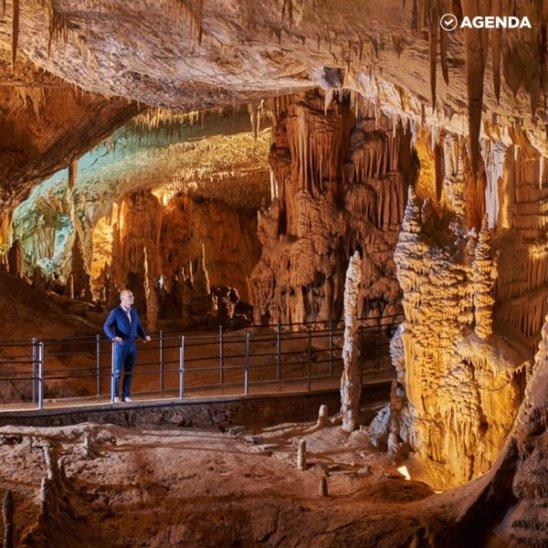 Пещеры, которым 3 миллиона лет
