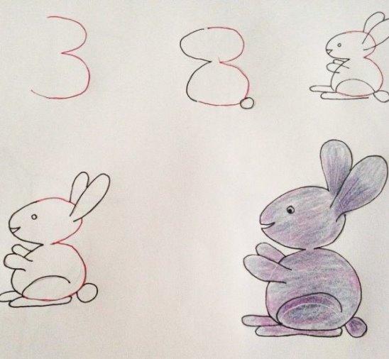 Рисуем с детишками.