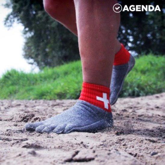 Бронированные носки