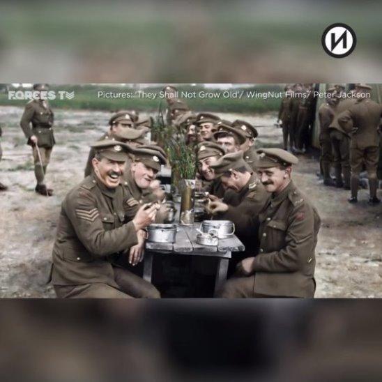 Фильм Питера Джексона о Первой мировой войне