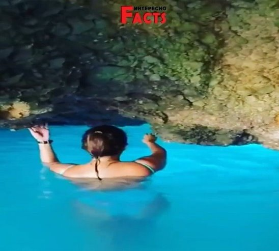 Изучение пещер в Греции выглядит потрясающе