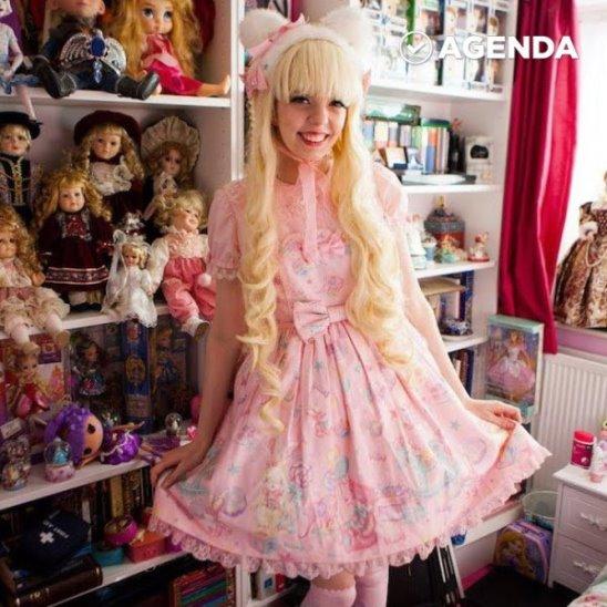Девушка тратит миллионы, чтобы быть похожей на куклу