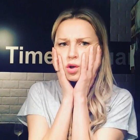 Ольга Медынич. Как сделать щёки худыми.
