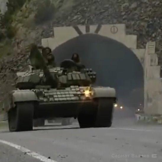 Война в Осетии