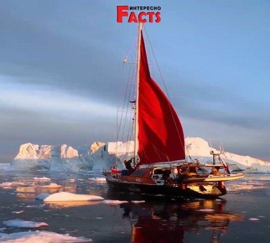 Гренландия впечатляет!