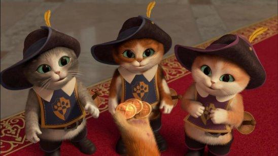 Кот в Сапогах. Три Дьяволёнка_3D_2011, США