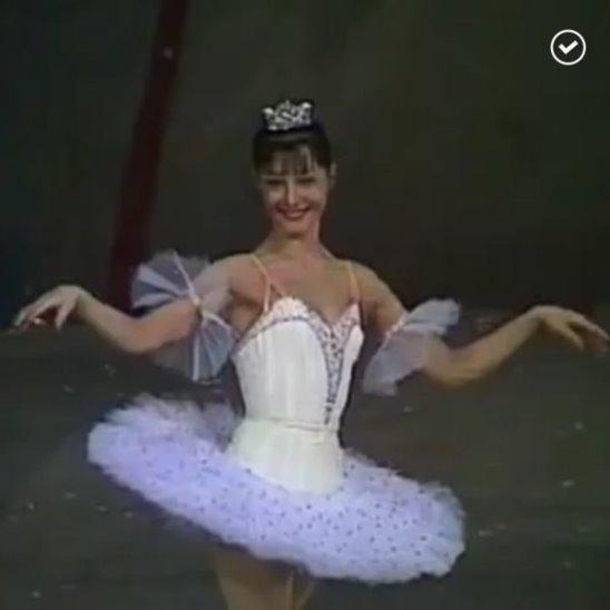 Екатерина Максимова — «Танец Феи Драже» («Щелкунчик»)