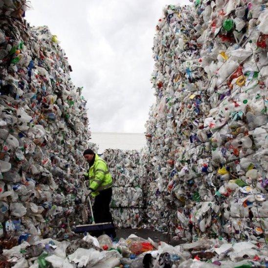 Как устроена переработка отходов в Баварии